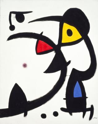 Joan Miro. Scene №2