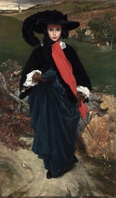 Frederic Leighton. May Sartoris