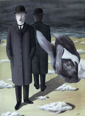 René Magritte. The value of the night