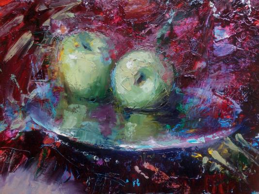 Андрей Шевчук. Яблочный блюз.