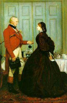 John Everett Millais. Trust me!