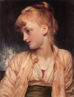 Frederic Leighton. Gulnichal
