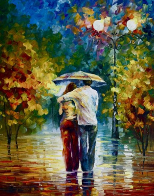 Leonid Afremov. Invintation v44