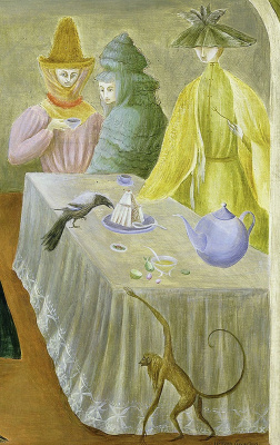 Leonora Carrington. Spinster. Fragment II