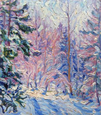 Alexey Vladimirovich Konstantinov. Forest path