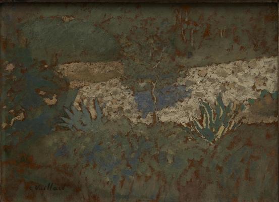 Jean Edouard Vuillard. Landscape