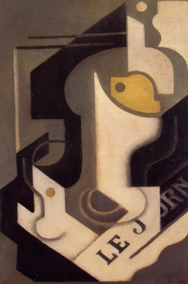 Juan Gris. Lemon