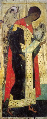Andrey Rublev. Archangel Michael