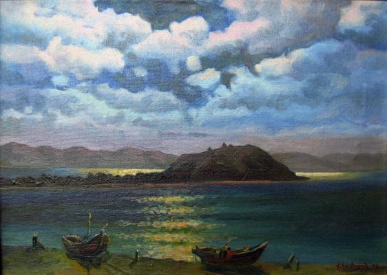 Ваган Аветикович Кажоян. Озеро Севан