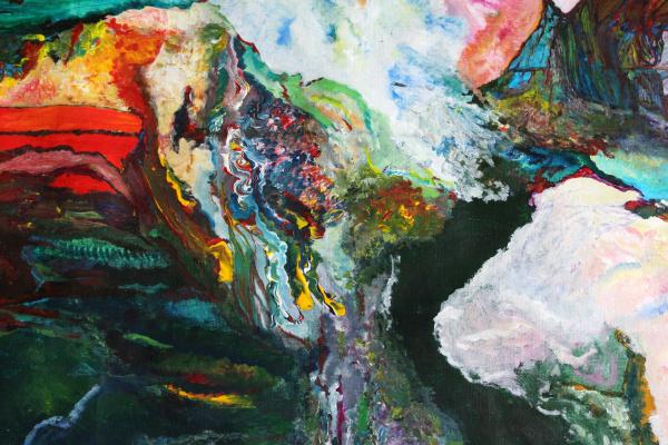 Maria Menshenina. Spinoza Landscapes