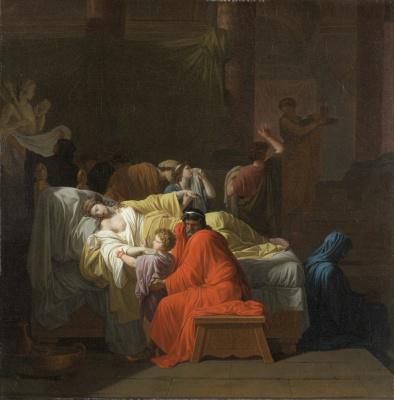 Смерть Алкесты