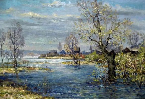 Victor Vladimirovich Kuryanov. Spring water