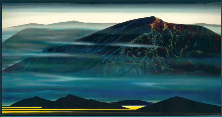 Eivind Earl. The road to Santa Fe