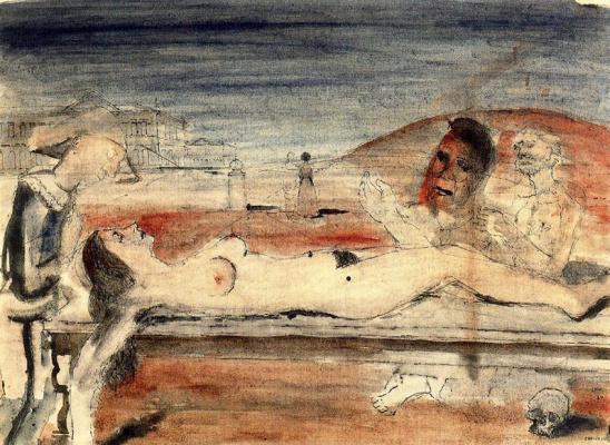 Paul Delvo. Passion