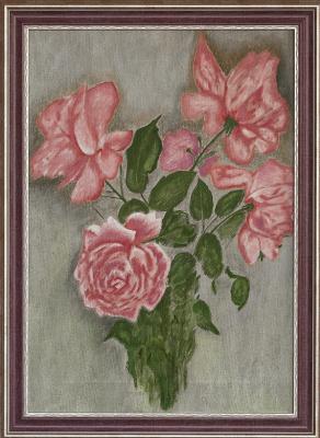 Dmitry Kobylkin. Field rose