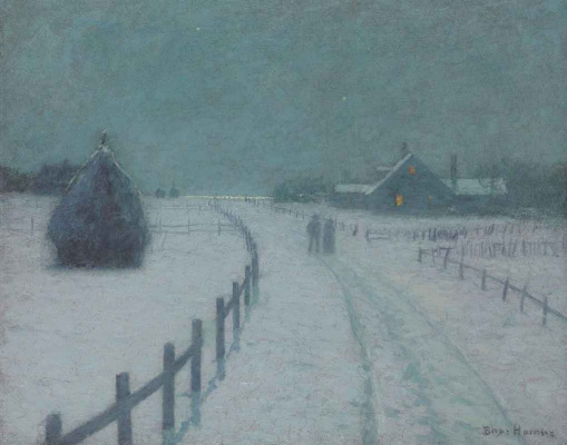 Birge Harrison. 6th