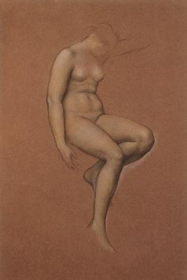 Эвелин де Морган. Исследование женской фигуры
