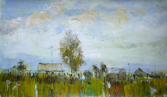 Виталий Николаев. За огородами