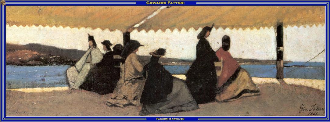 Giovanni Fattori. Pavilion