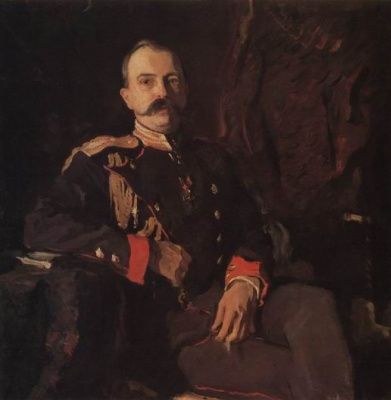 Valentin Aleksandrovich Serov. Portrait Of Grand Duke Georgy Mikhailovich