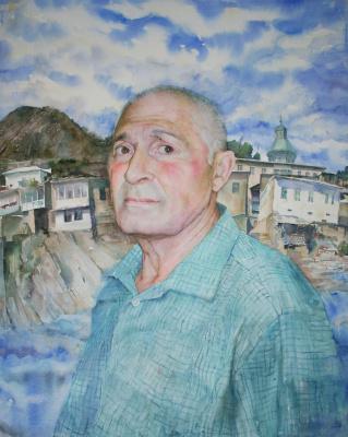 Oktay Alirzaevich Alirzayev. Portrait