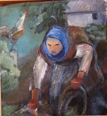 Лилиана Николаевна Расторгуева. Урожай