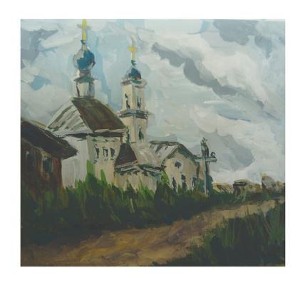 """Ivan Olegovich Kuzin. """"Ringing"""""""