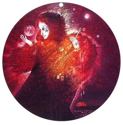 Susan Seddon Boulet. Crimson carnival
