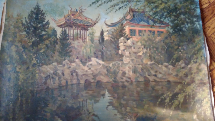 Victor Stepanovich Podgursky. The Chinese story.