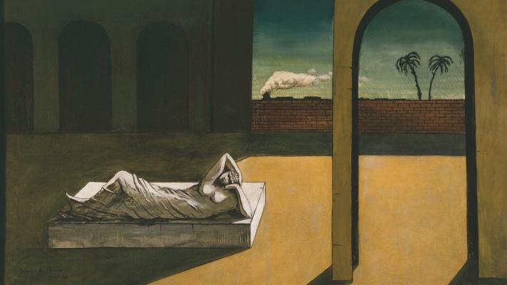 Giorgio de Chirico. Predictor's reward