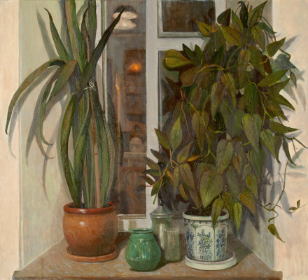 """Valeria Konstantinovna Isyak. """"Window"""""""