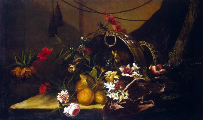 Жан-Батист Луар. Цветы и фрукты