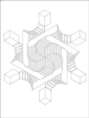 Коити Сато. Оптические иллюзии 24