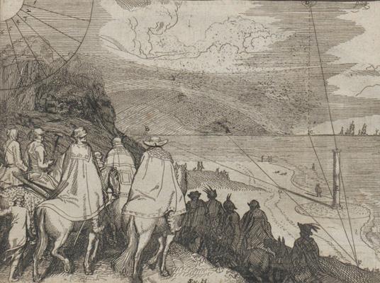 Самюэл ван Хогстратен. Введение в высшую школу живописи. Горизонт