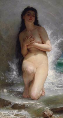 William-Adolphe Bouguereau. Pearl