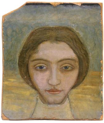 Михаил Львович Бойчук. Голова ангела