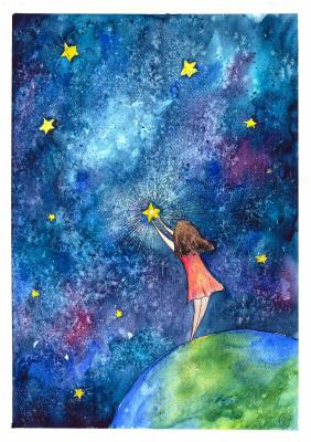 Ekaterina Sevostyanova. The story of the stars