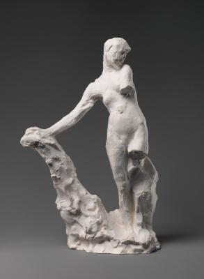 Auguste Rodin. Galatea. Etude