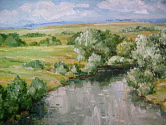 Victor Vladimirovich Kuryanov. Etude