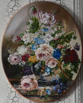 Igor Dubenko. Flower Still Life