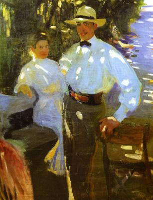 Alexander Murashko. Sun spots. Alexander and George Murashko