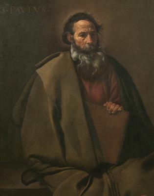 Diego Velazquez. Saint Paul