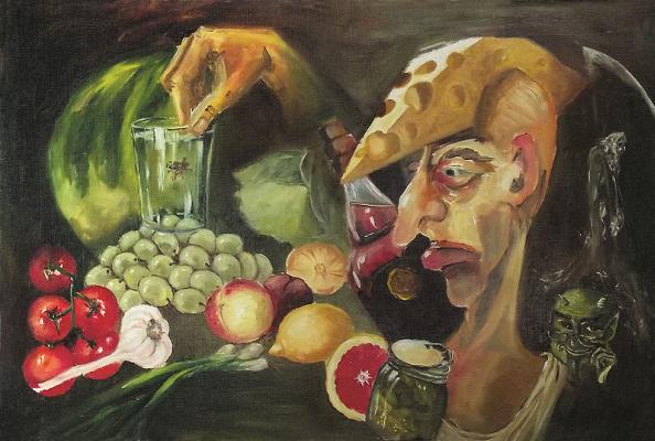 Alexander Semenovich Osin. Dolce Vita