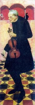 Alexander Yakovlev. Violinist