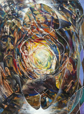 Rinat Salimzyanovich Khanafeev. Bowl of life to the bottom