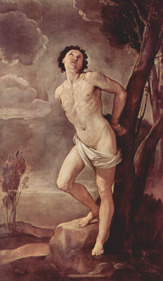 Guido Reni. SV. Sebastian