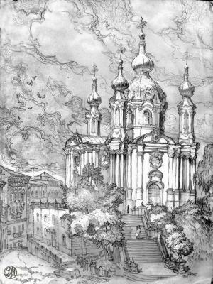 Владимир Валиев. АНДРЕЕВСКИЙ СОБОР