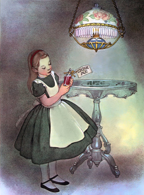 Marjorie Torrey. Alice in Wonderland