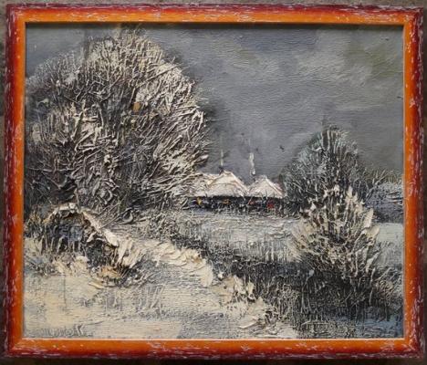 Констнтин Савченко. Зима