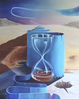 Vladimir Belyaev. Moses watch